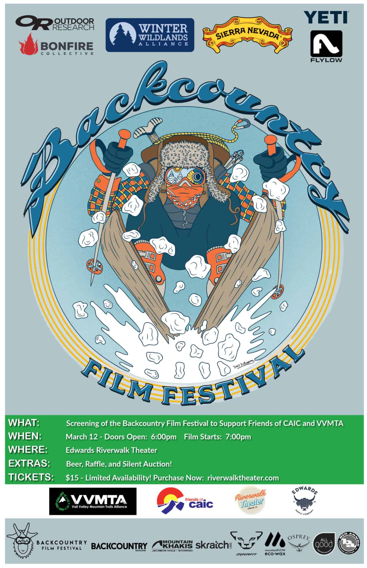 THE BACKCOUNTRY FILM FESTIVIAL
