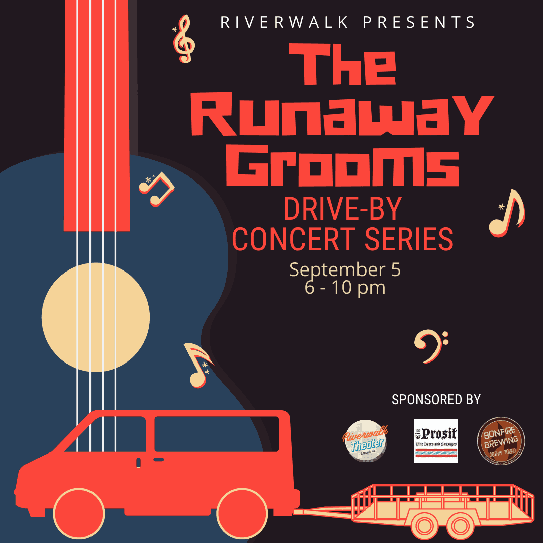 The Runaway Grooms  Drive-By Concert Series