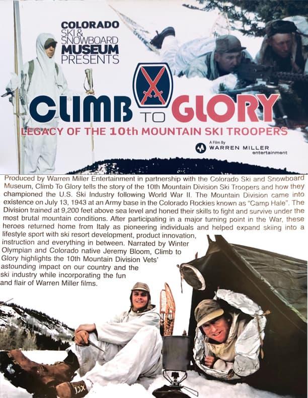 Climb to Glory